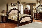 Monte Vista Queen Canopy Bed Frame