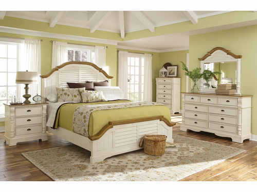 Oleta Collection Eastern King Bed Frame
