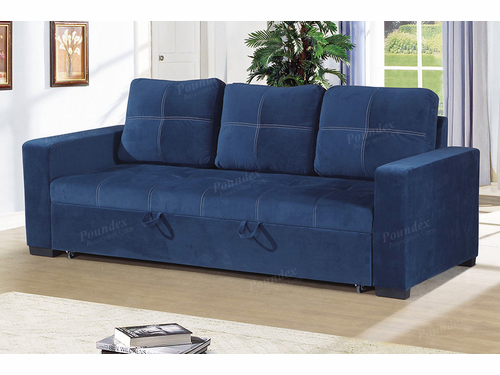 Poundex Associates Item F6531: Convertible Sofa