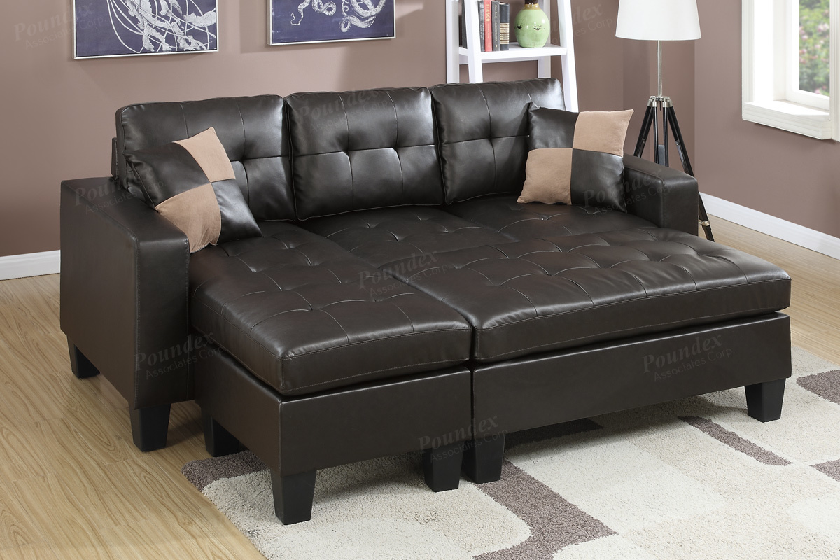 Reversible Mini Sectional Sofa : mini sectional sofa - Sectionals, Sofas & Couches