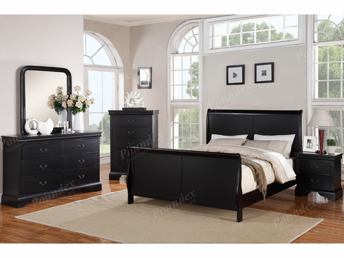 Poundex Furniture Item F9230F: Full Size Bed Frame