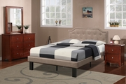 Poundex Furniture Item F9345T: Twin Size Bed Frame