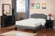 Poundex Furniture Item F9346F: Full Size Bed Frame