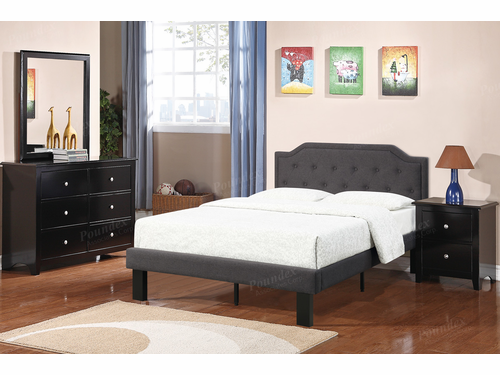 Poundex Furniture Item F9347T: Twin Size Bed Frame