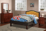 Poundex Furniture Item F9361F: Full Size Bed Frame