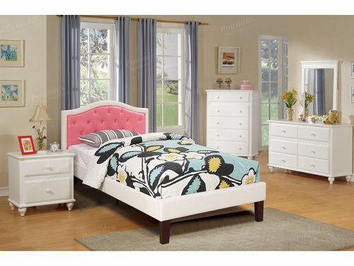 Poundex Furniture Item F9362F: Full Size Bed Frame