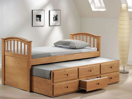 San Marino Trundle Bed
