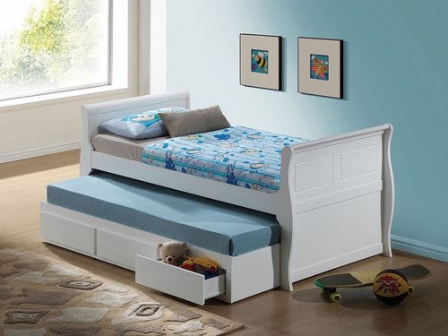 Twin Captain Bed Frame