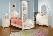 Twin Post Bed Frame