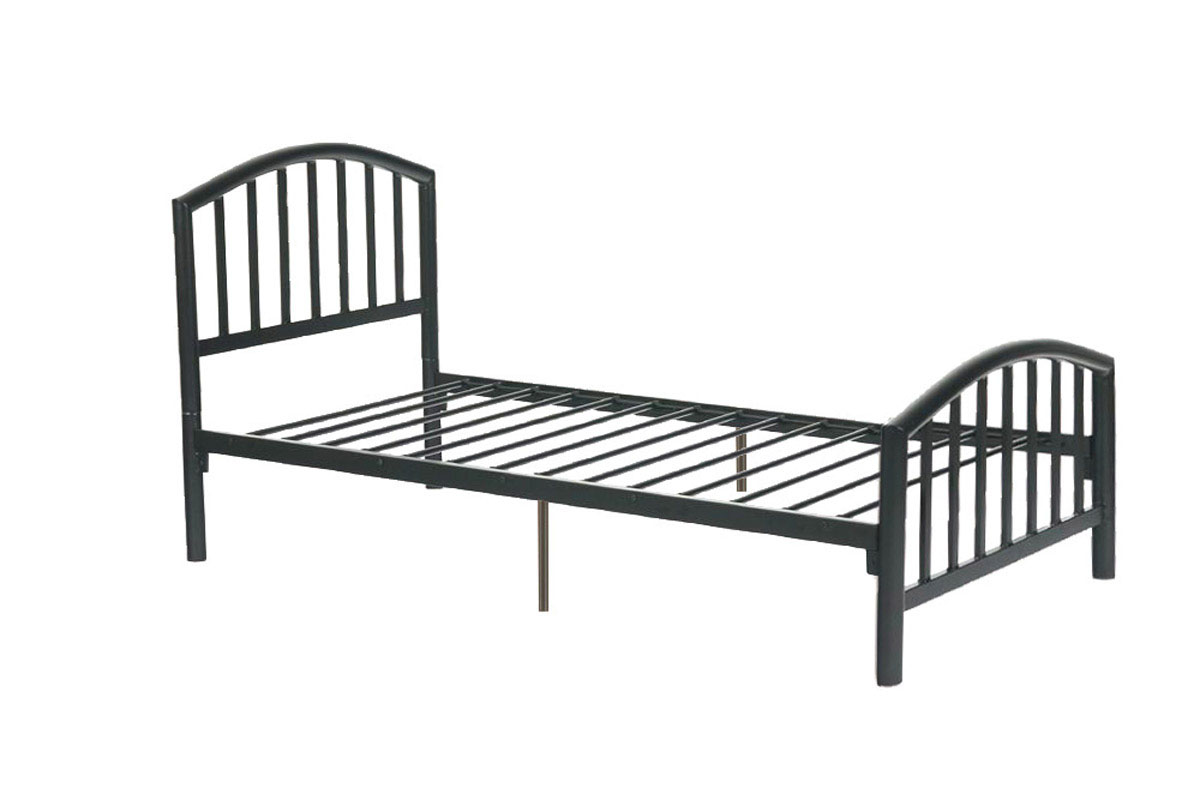F9018t twin size bed frame by poundex Twin bed frames