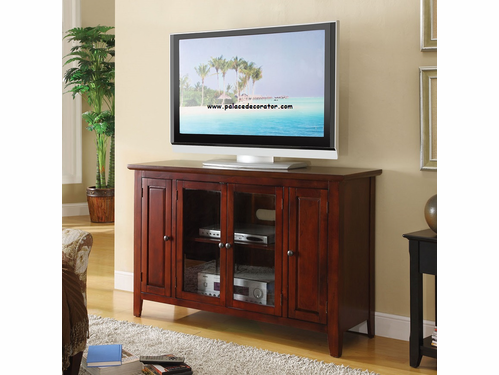 Vida Cherry  Finish TV Console