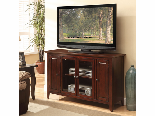 Vida Espresso Finish TV Console