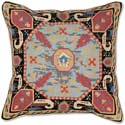 Caucasian Decorative Pillow