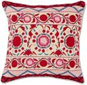 Handmade Decorative Oriental Throw Pillow