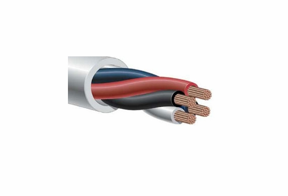 14 Gauge 4-Conductor Oxygen Free Burial Rated In Wall Speaker Cable CL3 (50ft - 250ft)