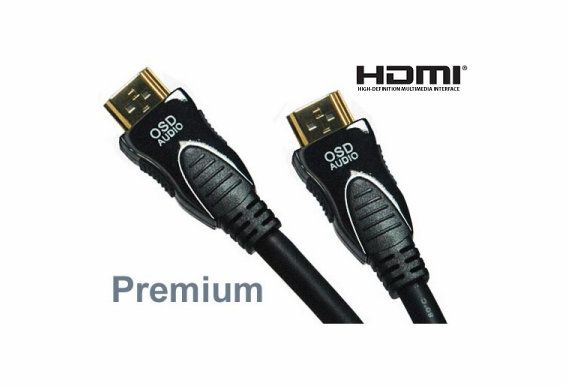 15ft Premium High Speed HDMI® Cable with Ethernet