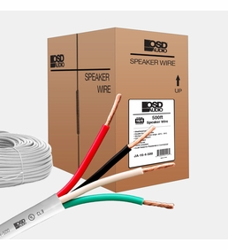 In Wall Speaker Wire CL3 Rated