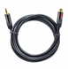 3.5mm Mini Male to 3.5mm Mini  Female AUX Extension Cable 6ft