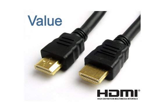 Value Series High Speed HDMI® Cable with Ethernet 9ft
