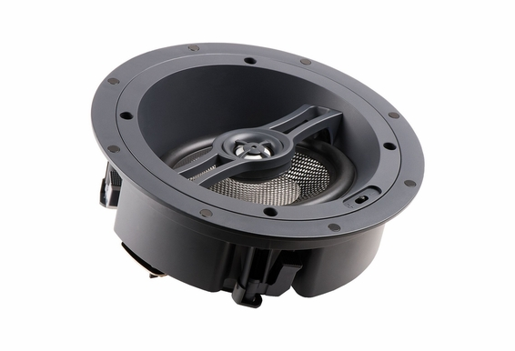 "ACE670 Angled Invisible Trimless LCR Ceiling Speaker with 6.5"" Carbon Fiber Woofer, Dolby Atmos® Ready (Single Speaker)"