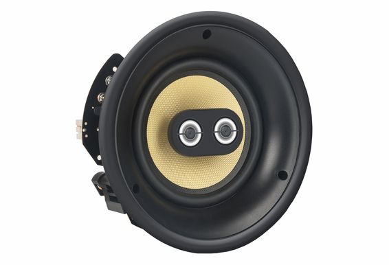 "ACE850TT 8"" Trimless Kevlar® Dual Tweeter Ceiling Speaker"