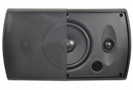 "AP650TT 6.5"" Dual Tweeter Stereo Outdoor Patio Speaker - B Stock"