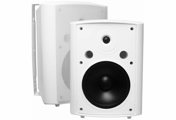 "AP840 8"" Outdoor Weather Resistant Patio Speaker Pair - B Stock"