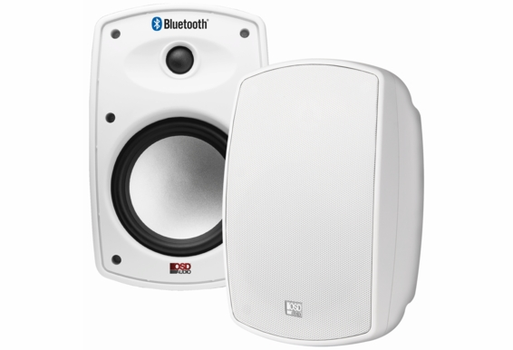 Btp650 Wireless 6 5 Quot Bluetooth 2 Way Outdoor Patio Speaker