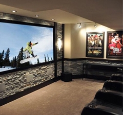 Building A Custom Home Theater