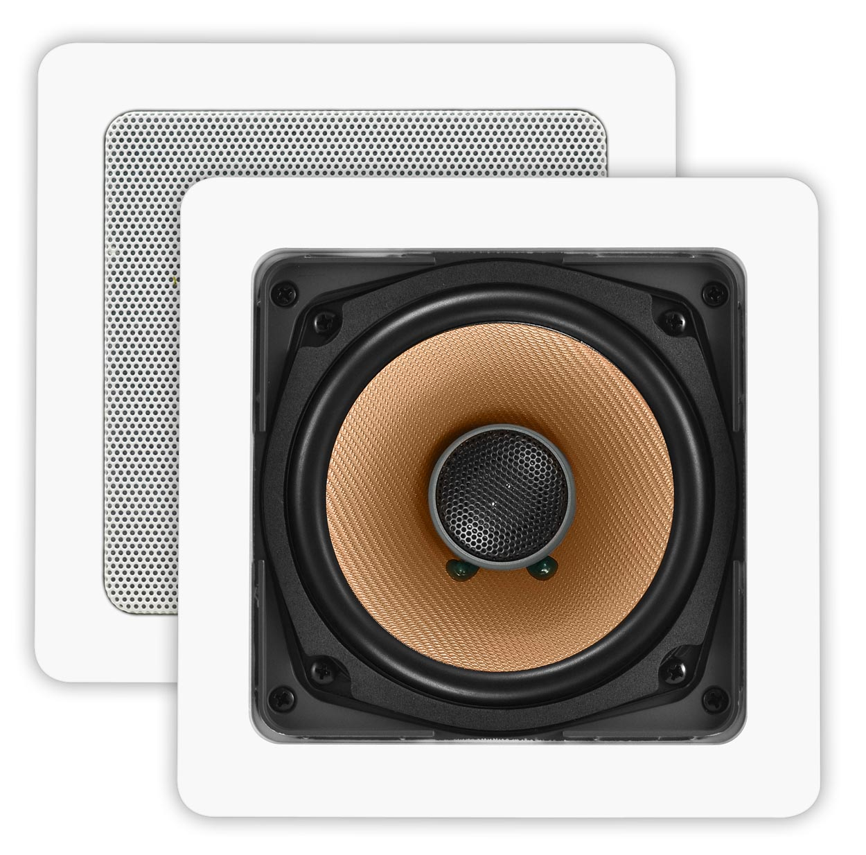 Square In Wall Speaker Osd Cw540 Outdoorspeakerdepot
