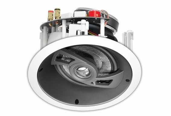 "MK670 Angled Kevlar® Woofer 6.5"" LCR Ceiling Speaker Dolby Atmos® Ready"