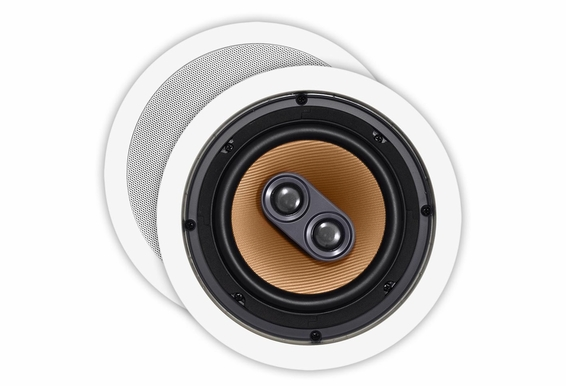 "ICE640TT Dual Tweeter 6.5"" High Definition Ceiling Speaker"