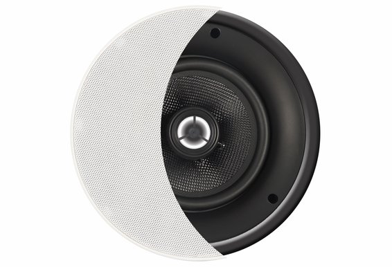 """ACE640 6.5"""" Thin Bezel High Definition 2-Way Ceiling Speaker Pair"""