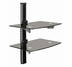 DVD Bracket Shelves