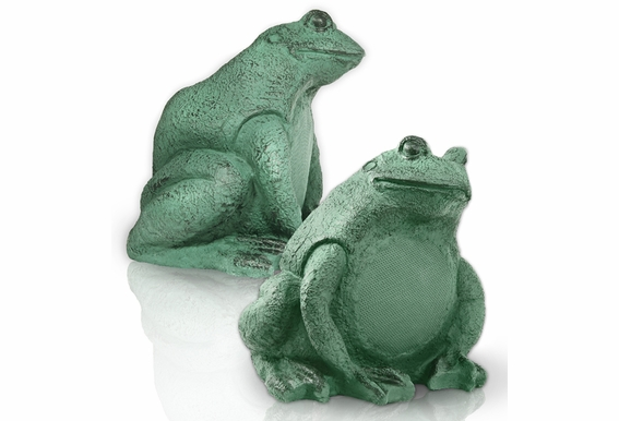 "FS525 Garden 2-Way Coxial Decorative 5.25""  Frog Speaker Pair"