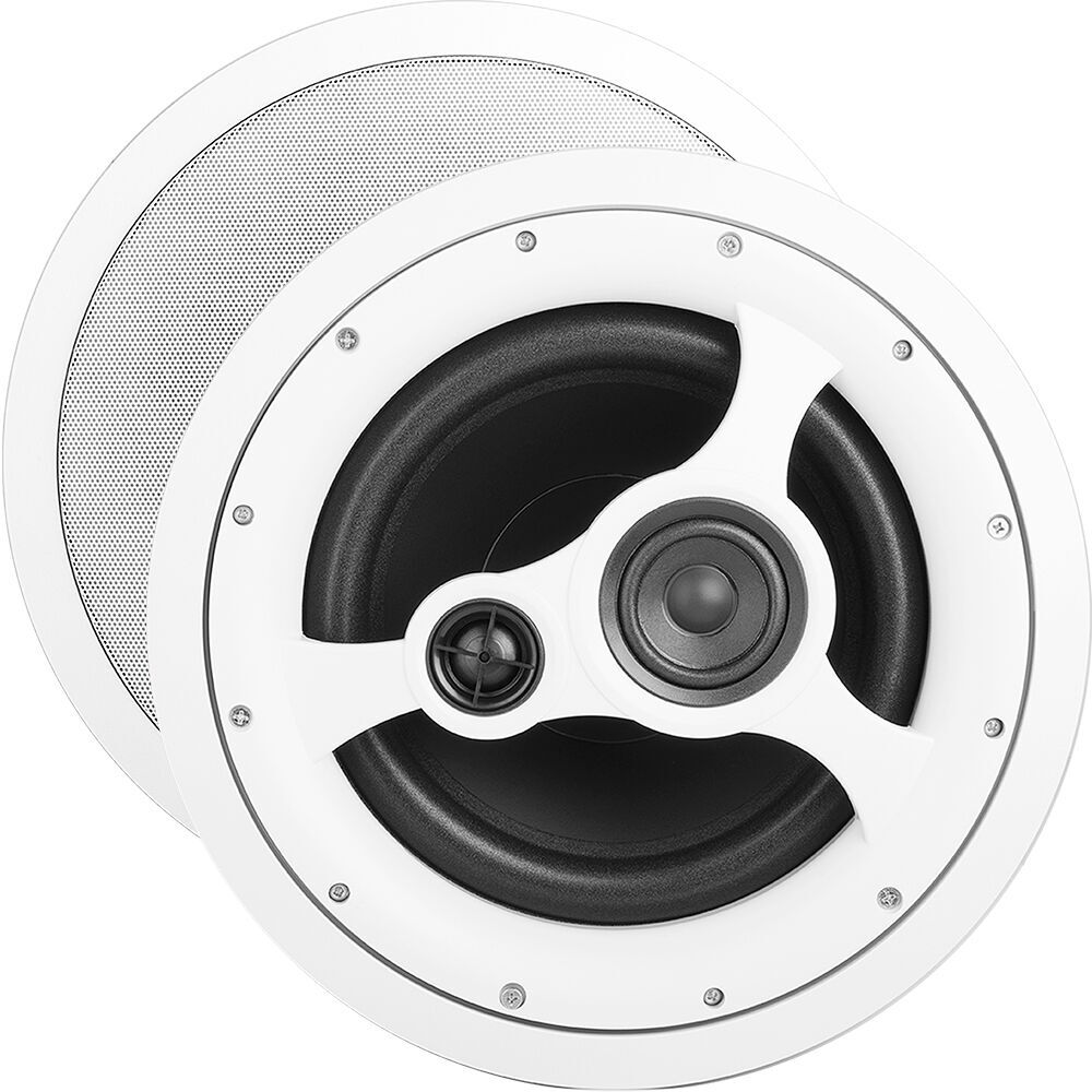 In wall bathroom speakers - Ice1080 Hd 10 Woofer 1 Silk Dome 2 5 Middle Range 3