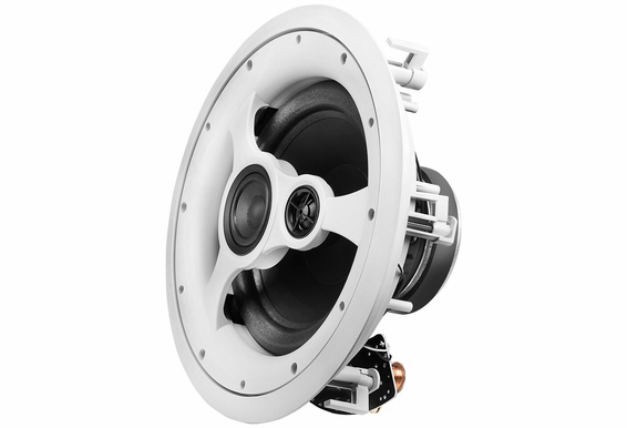 """ICE1080 HD 10"""" Woofer 1"""" Silk Dome, 2.5"""" Middle Range 3-Way High Definition Ceiling Speaker Single"""