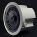 "ICE620ST 2-Way 6.5"" Ceiling Speaker 70V with Backcan Single White"