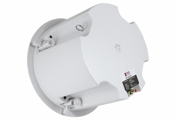 "ICE800ST 8"" 2-Way Ceiling Speaker 70V with Backcan Single White"