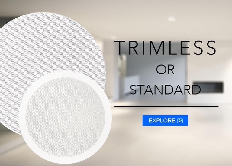 Trimless Ceiling Speakers3