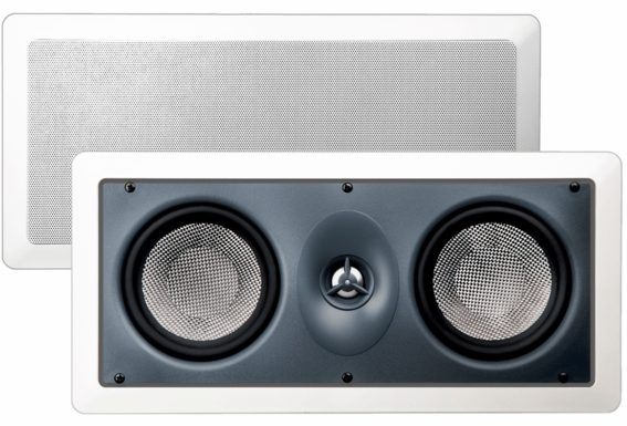 Inwall Center Channel Speaker MK-IW550 LCR Single