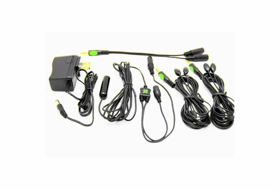 IRP-4 2 Dual Emitter IR Repeater Kit