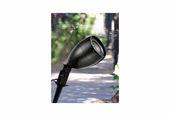LS3 Landscape Spot Light Look Like Outdoor Speaker Pair