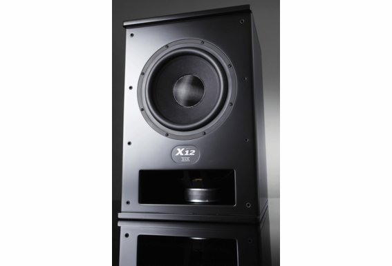 "MK Sound X12 Dual 12"" THX Ultra2 Certified Powered Subwoofer"