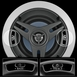 """MK540 5 1/4"""" In-Ceiling Speakers for Distributed Audio and Surround Sound"""