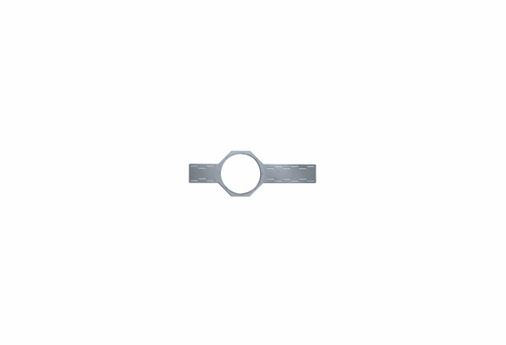 "NCCB5 Pair New Construction Bracket for 5.25"" In Ceiling Speaker"