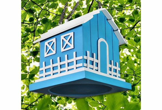 "Bird House Speaker with 5.25"" Omni 2-Way Speaker"