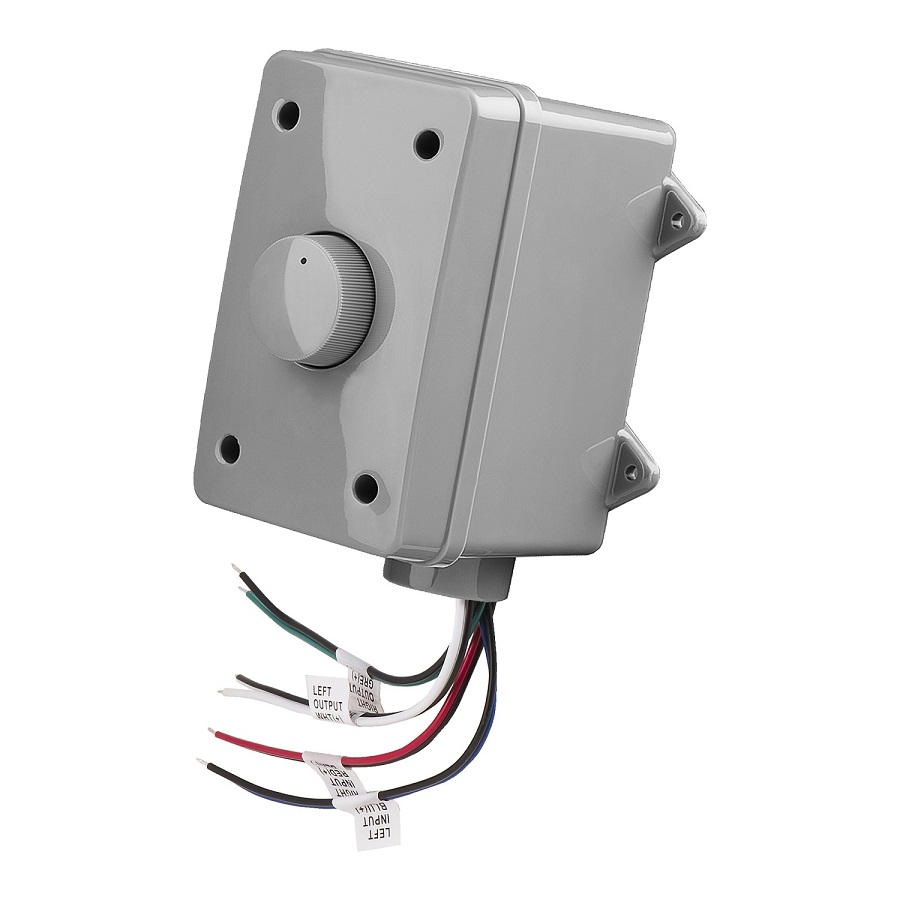 OVC300 Outdoor Volume Control Self-Impedance Matching 300W Rotary ...