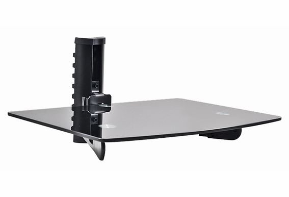 OSD Single Shelf DVD Bracket