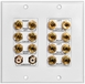 OSD-WP16 Home Theater Wall Plate 7.1 System